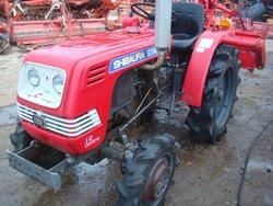 Tractor - May cay Kobuta, Yanmar, Shibaura