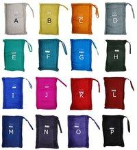 Organic Pure Single Silk Liners - Silk Sleeping Bag - Hostel Travel Sheet Panel of 16 colors