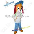 Colorido de la felpa de la mascota de los animales para niños