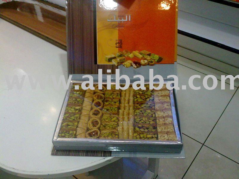 Арабский сладости Baklava