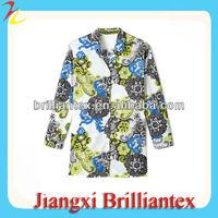 China Import Clothes Wholesale Poplin Ladies Casual Fashion Shirt 2013