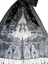 Viscose arabic fashion style scarf