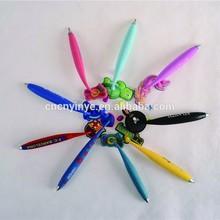 custom colorful wood magnetic pvc vaporizer ballpoint pen