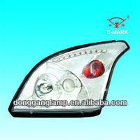 JAC Prado Pickup Bus LED car head lamp
