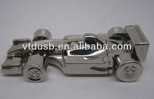 Best price OEM metal car USB flash drive,USB car 2.0