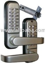 DIGITAL LATCH LOCK CODE ENTRY ONLY