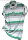 High Quality Strip Polo Men Fashion T Shirt
