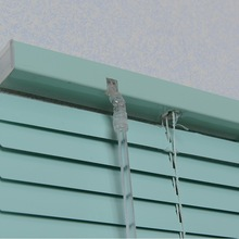 Customized aluminum blinds with 16mm 50mm 33mm slats