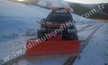 Snow Plow - HS Series