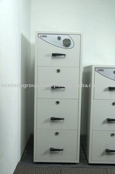 Fire resistance filing cabinet
