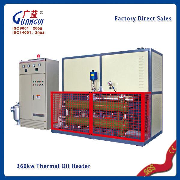 200kw elettrico circolazione del fluido di riscaldamento, 200kw industriale termo riscaldatore ...