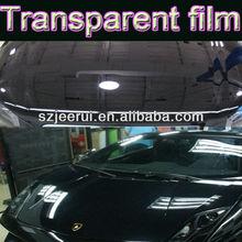 Transparent Car Sticker Paint Protection With Air Free Bubble,Transparent Vinyl Film 1.52*15m,Car Body Sticker Design