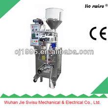 laboratory mixer and granulator packing machine