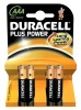 Duracell Plus Power Batteries