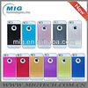 For iphone 5 case Premium Brushed Aluminum Case for iphone 5S , cell phone case for iphone 5S case 12 colors in stock