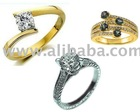 Ring, Engagement Ring &amp; Wedding Rings