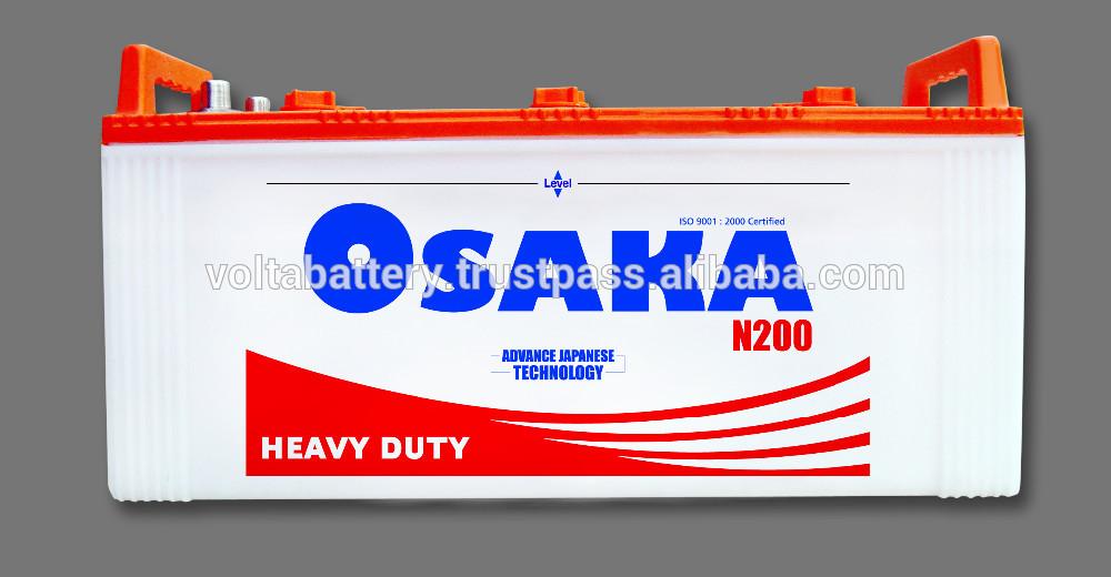 Osaka Battery 12 V N200