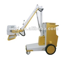 High frequency mobile x-ray unit for hospital