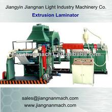 milk paper laminated PET bopp films thin film Extrusion laminated machine/ film coating plant manufacturer