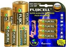 Super Alkaline Batteries Manufactured Under 100% Formula of Japan