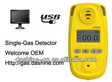 Toxic Single Gas Carbon Monoxide CO Detector with Clip