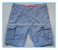Shorts da moda; mens curto; mens bemuda; calças da carga; calças baggy