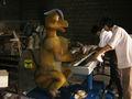 dinosaurio jugar organo eléctrico para nuestro nuevo diseño