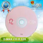 OEM serivce PC raw material 700mb capacity cd silver