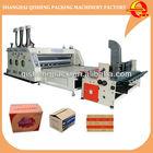 Corrugated Carton Printing Slotting Machine