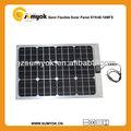 çince kullanışlı güneş enerjisi paneli syk48-18mfx 48W Karavan aksesuarları esnek güneş paneli