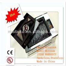 2013 Korean Restaurant Equipment 110V-230V, 1000W, CE UL Approval Advanced Far Infrared Bio Smokeless BBQ Grill