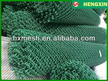 Cheap garden fencing/Cheap chain link fencing/PVC coated chain link fence panels