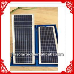 Power high watt solar panels