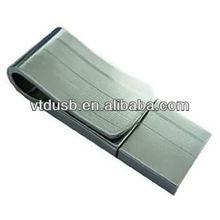 Custom logo, promotional gifts, metal clip USB flash drive