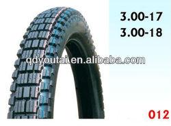 Qingdao Motorcycle tyres (3.00-17)