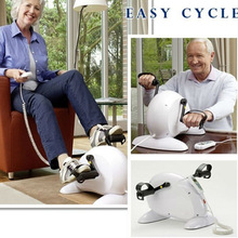 Innovative Products New Electric Foot or Hand Pedal Mini Exercise Bike,