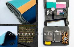 Big Spam multi pocket digital Pouch FOR iPad / iPad Mini