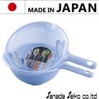 """Fresh Pearl"" bowl and colander 20cm with handle set 