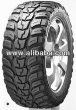 Road Venture Kumho tyres KL71 MT 35X12,50 R15LT