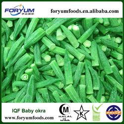 Nutritional Okra