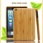 2014 Hot sale for ipad mini wood case protective case for apple ipad mini cover