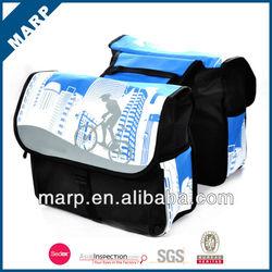 Big compartment bike travel bag
