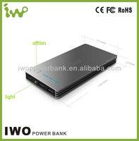 2013 best selling 7800mah power bank for digital camera