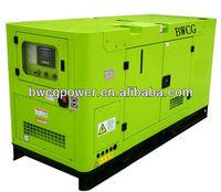 Cheap!10kva 380V Water-Cooled Japan Yanmar Silent Diesel Generator for Sale