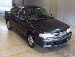 1998 Nissan Sunny Used Car