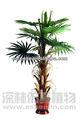 Tipos de palmeiras artificiais, aço palmeira, vasos de palmeira