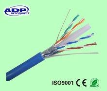 Fluke test Passed 305m 4pr 22/23/24 AWG FTP/UTP/SFTP Cat6 Lan Network /Cable super price