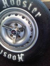 Dunlop type wheel rim