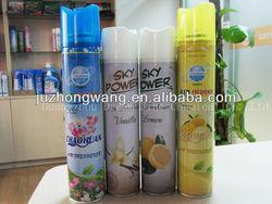 360ml/320ml/300ml air freshener for home/office/ hotel/ car