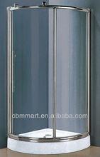 tempered glass design shower enclosure
